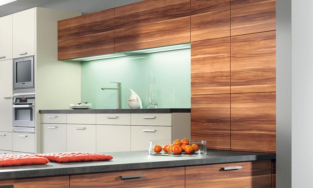 kochen und wohnen trendk chen von k chen pointinger. Black Bedroom Furniture Sets. Home Design Ideas