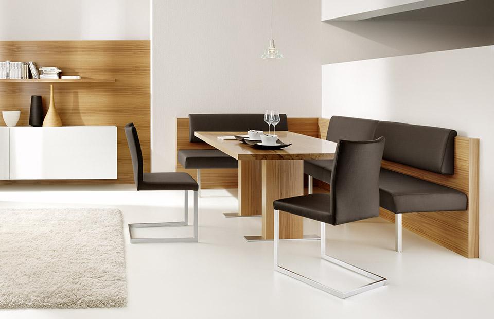 Wohnbereiche planen mit ihrem wohnberater pointinger - Moderne essgruppe ...