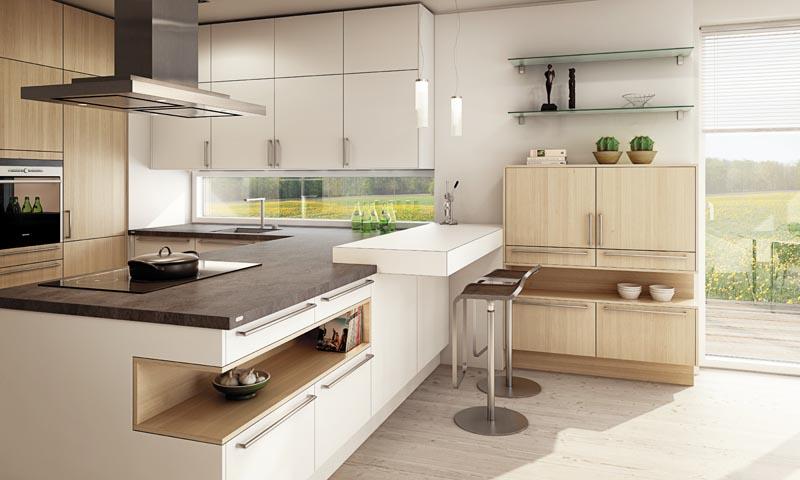 Designkuchen aus dem kuchenstudio pointinger for Designküchen