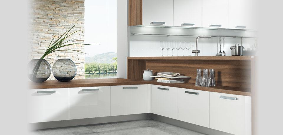 Küchenmodelle  Neueste Küchen-Modelle im Küchenstudio Pointinger