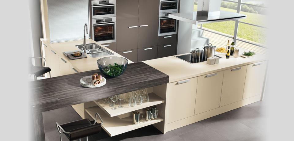 Neueste kuchen modelle im kuchenstudio pointinger for Küchen modelle